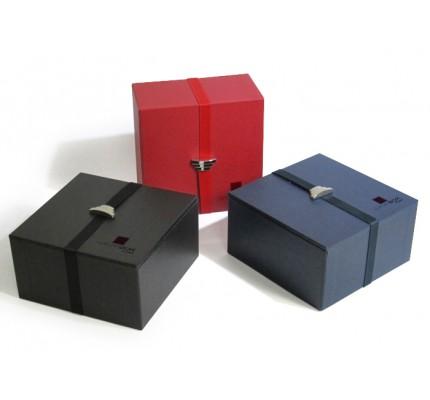 Cajas forradas colores