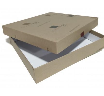 Caja forrada cuadrada Luxury Box